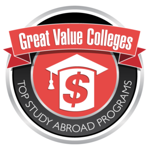 Great Value Colleges - Top Study Abroad Programs
