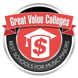 Great Value Colleges - Best Schools for Music Majors-01