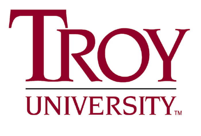 Troy University online master's in adult education